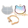 Kitty Shaker Clutch Bag Silicone Mold Kit