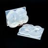 3D Miniature Goldfish Silicone Mold