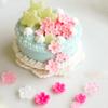 3D Miniature Sakura Cherry Blossom Silicone Mold