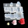 3D Miniature Mug Silicone Mold