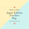 S&T 4 Items Japan Edition Freebies Bag