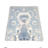 3D Kawaii Bear Silicone Mold