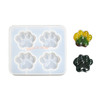 Kawaii Paw Clear Silicone Mold