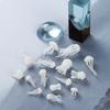 Long Jellyfish Miniature Figurine (2 pieces)