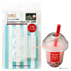 3D Bubble Tea Lid & Straw Silicone Mold (Made in Japan)