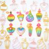Perfume Theme Bezel Charm (8 pieces)