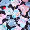 Kawaii Resin Shaker Molds