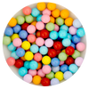 Colorful Opaque Beads 8mm (100 pieces)