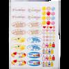 Vending Machine Theme Stickers