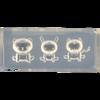 Plushies Miniature Silicone Mold