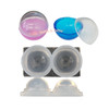 3D Toy Capsule Silicone Mold