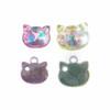 3D Hollow Diamond Silicone Mold (4 pieces)