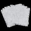 Light Grey Felt Cloth (10cm) (20 pieces)