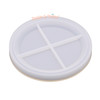 Round Trinket Dish Silicone Mold