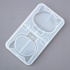 Kitty Cat Compact Mirror Silicone Mold