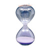 Glitter Purple Hourglass (3 mins timer)