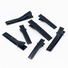 Black Hair Alligator Clip (50 pieces) (33mm)