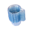 Plastic Disposable Small Cup with Spout (50 pieces)