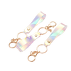 Iridescent Hand Strap Key Chain (3 pieces)