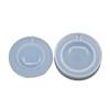 Round Circle Shaker Silicone Mold