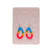 Big Loops Earring Silicone Mold