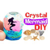 Mermaid Water Globe Resin Craft Kit