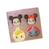Disney Mickey Minnie Tsum Tsum Shaker Silicone Mold (Exclusive)