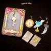 Minor Arcana Tarot Cards Silicone Mold (Exclusive)