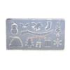 Disney Tsum Tsum Christmas Theme Mold (Exclusive)