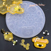 Honeycomb Bee Jewelry Silicone Mold (Exclusive)