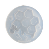 Honeycomb Bee Coaster Silicone Mold (Exclusive)