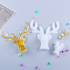 Reindeer Jewelry Holder Silicone Mold