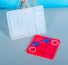 Tic Tac Toe Silicone Mold