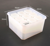 9 Slots Holder Silicone Mold