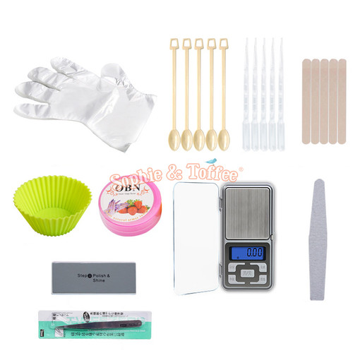 Resin Craft Starter Tool Kit