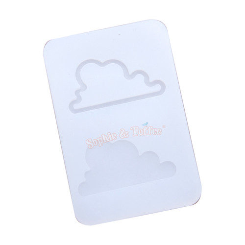 Cloud Shaker Silicone Mold
