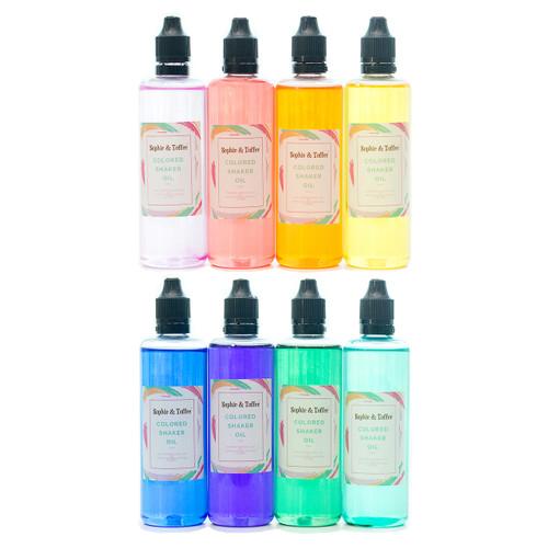 Coloured Shaker Oil (100ml)