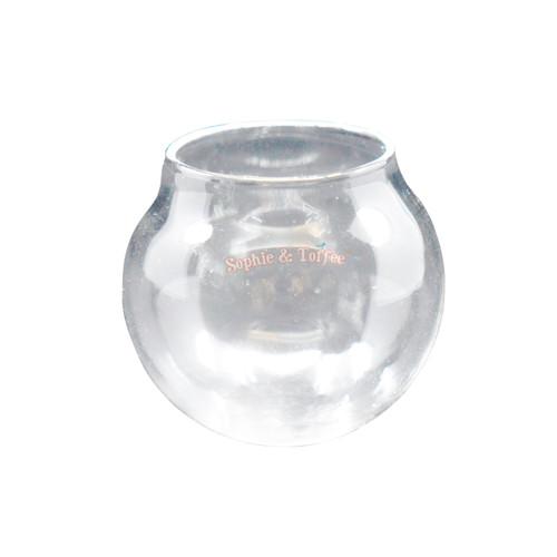 Water Glass Globe Terrarium Miniature Glass Miniature Glass Bowl