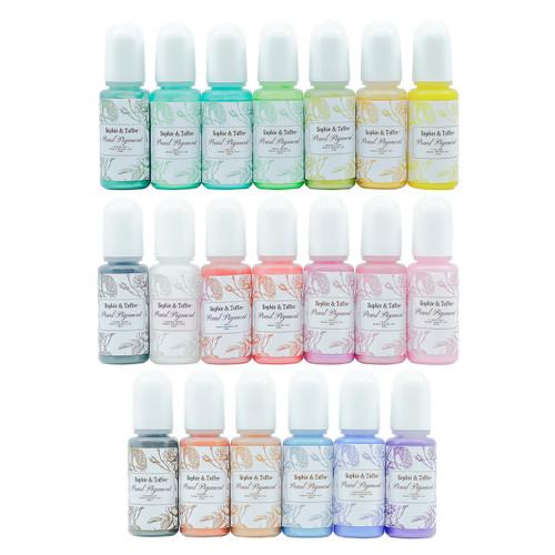 Pearl Shimmer Pigment Dye