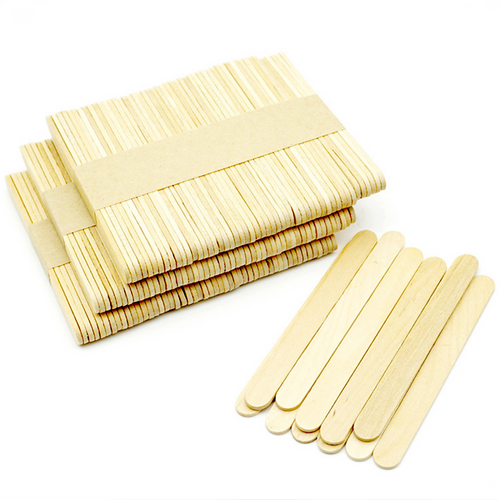 Popsicle Sticks for Resin Craft (100 pieces)