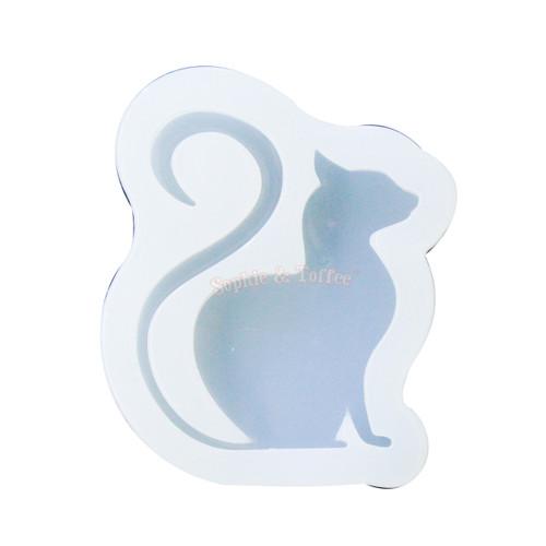 Cat Silicone Mold