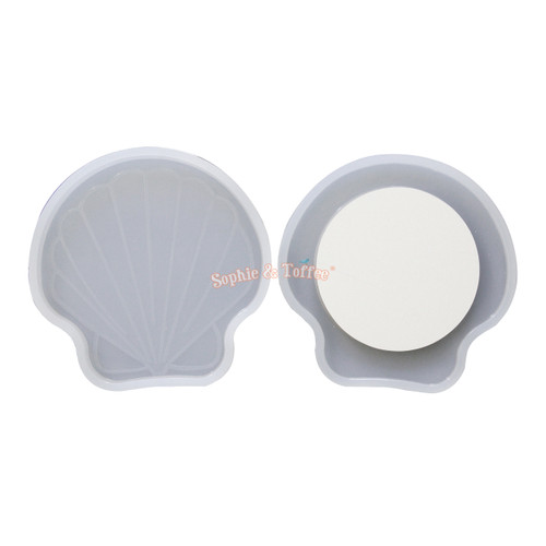 Seashell Mirror Silicone Mold