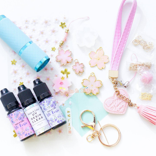 Sakura Cherry Blossom Resin Kit