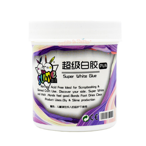 Slime Super White PVA Glue (150ml)
