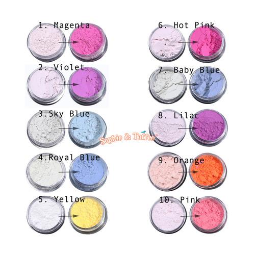 Color Changing UV Pigment Powder (1g)