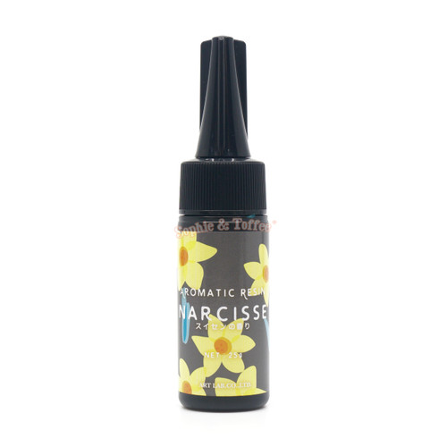 Aromatic UV Resin Narcisse Scent (Made in Japan)