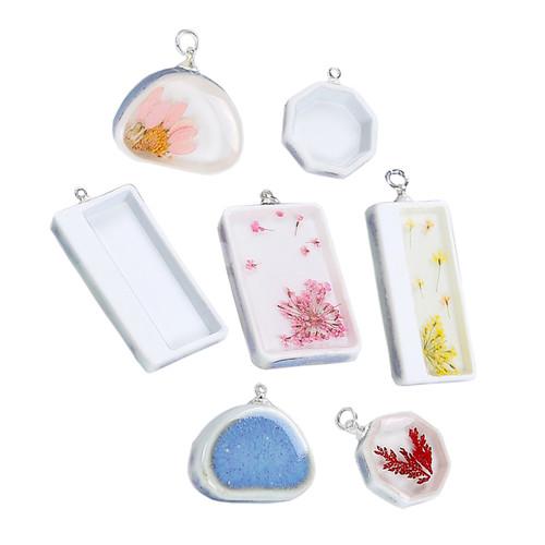 White Porcelain Ceramics for Resin Craft