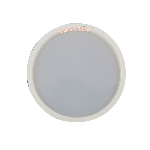 Large Round Coaster Silicone Mold