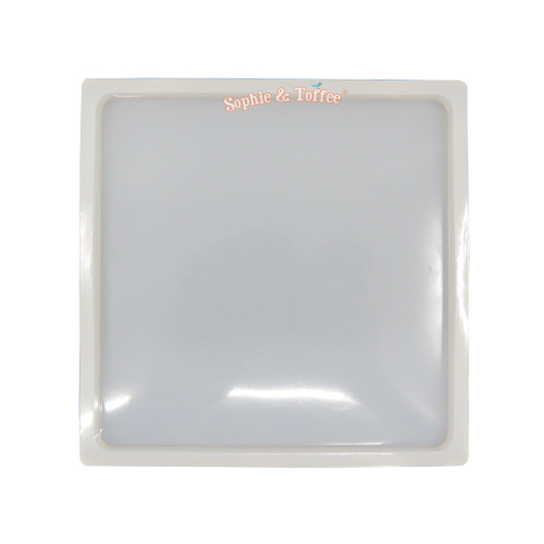 Large Square Coaster Silicone Mold