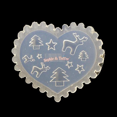 Christmas Theme Silicone Mold